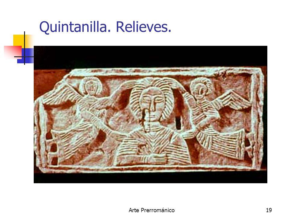 Arte Prerrománico19 Quintanilla. Relieves.