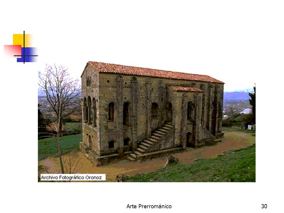 Arte Prerrománico30 Santa María del Naranco.