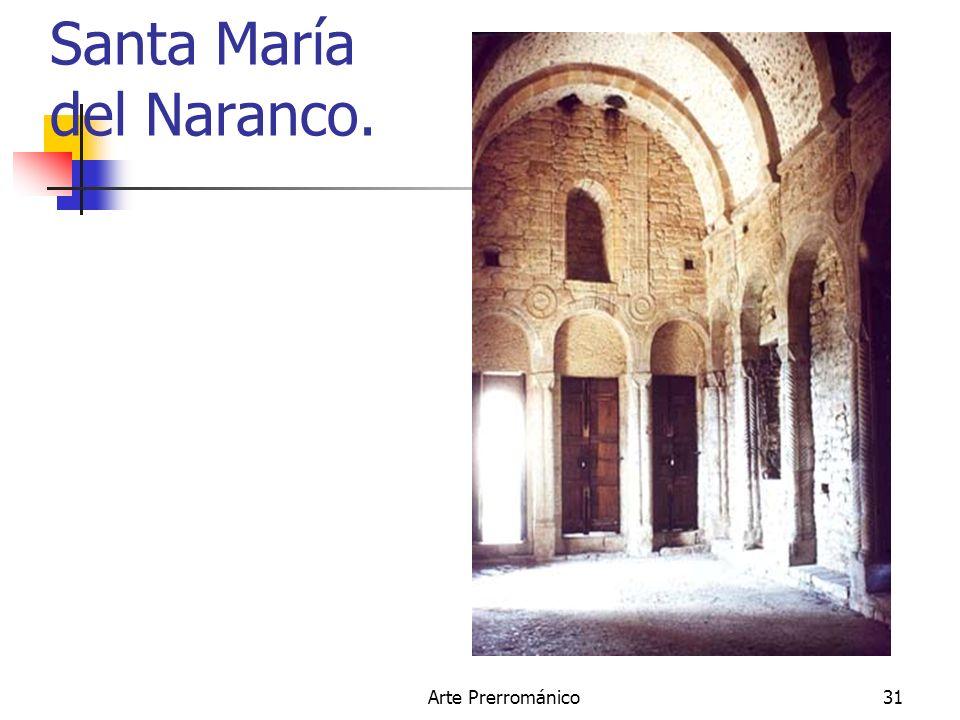 Arte Prerrománico31 Santa María del Naranco.