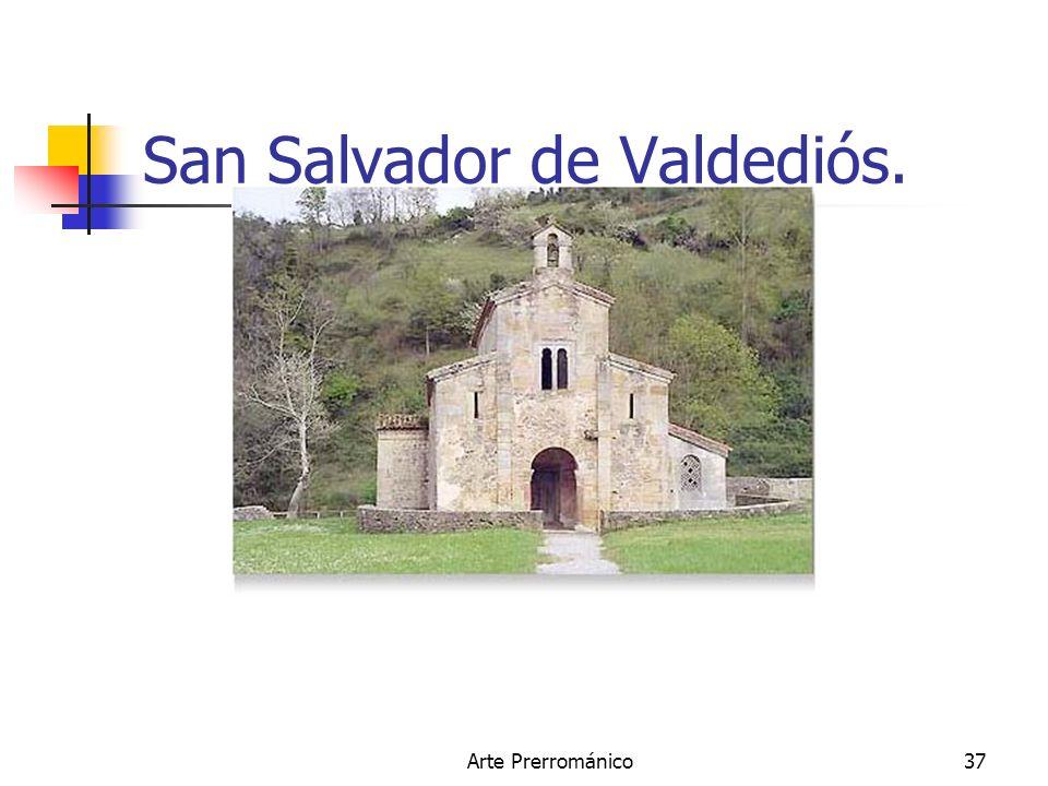 Arte Prerrománico37 San Salvador de Valdediós.
