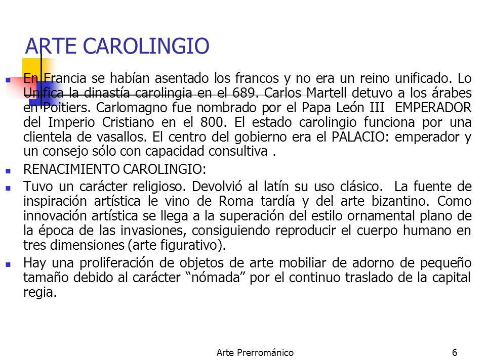 Arte Prerrománico7 Capilla Palatina de Aquisgram