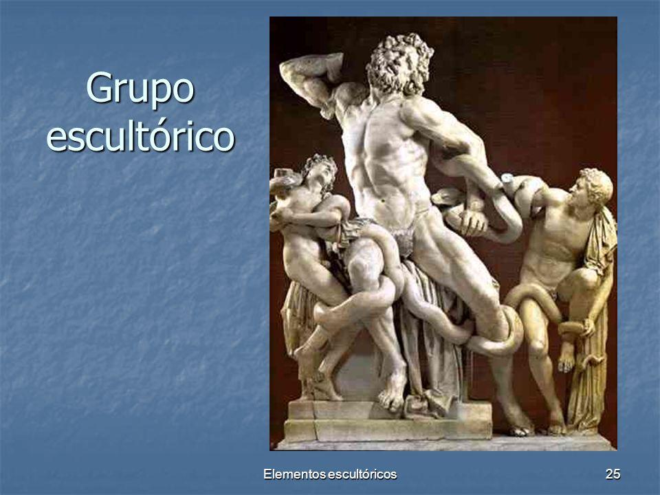 Elementos escultóricos25 Grupo escultórico