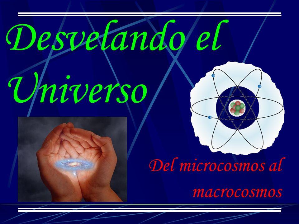 Antonio Dobado Departamento de Física Teórica I Tema 4: Átomos, moléculas y biomoléculas (24 de enero de 2008) Desvelando el Universo (del microcosmos