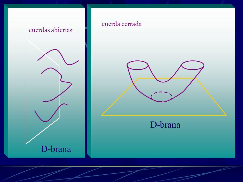 Teoría M Tipo I Tipo IIA Tipo I Tipo IIA Tipo IIBE8×E8 SO(32) D SUGRA dualidad T dualidad S dualidad T