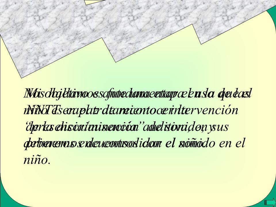La documentación y material de Inés Bustos en su libro Discriminación Auditiva y Logopédica Las colecciones de cassettes editadas por el Ministerio (1975).