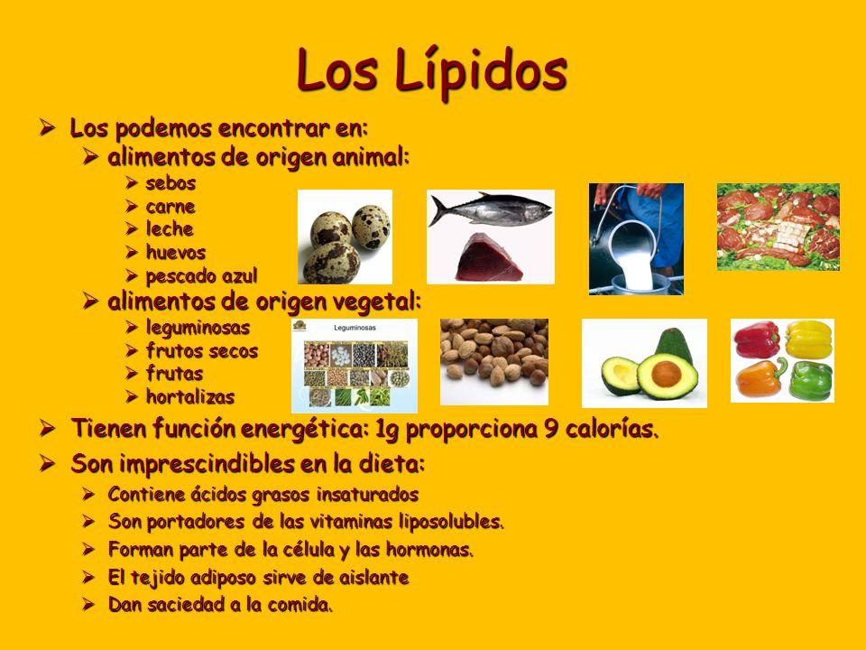 Los Lípidos Con respecto al nivel de colesterol en sangre: Con respecto al nivel de colesterol en sangre: Los lípidos saturados lo elevan.