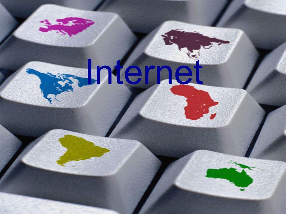 Internet: un mundo interconectado Internet es una gran red de ordenadores de alcance mundial constituida a su vez por miles de redes de ordenadores más pequeñas vinculadas entre sí, conectando programas de uso público y privado, de forma que los ordenadores pueden interactuar entre sí compartiendo información y recursos.