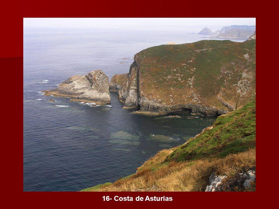 16- Costa de Asturias