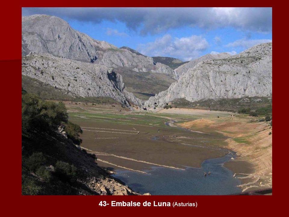 43- Embalse de Luna (Asturias)