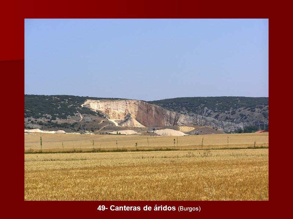 49- Canteras de áridos (Burgos)