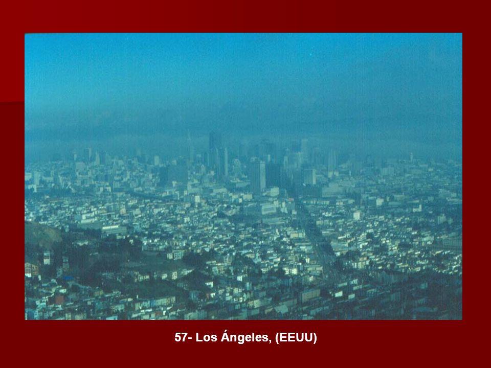 57- Los Ángeles, (EEUU)