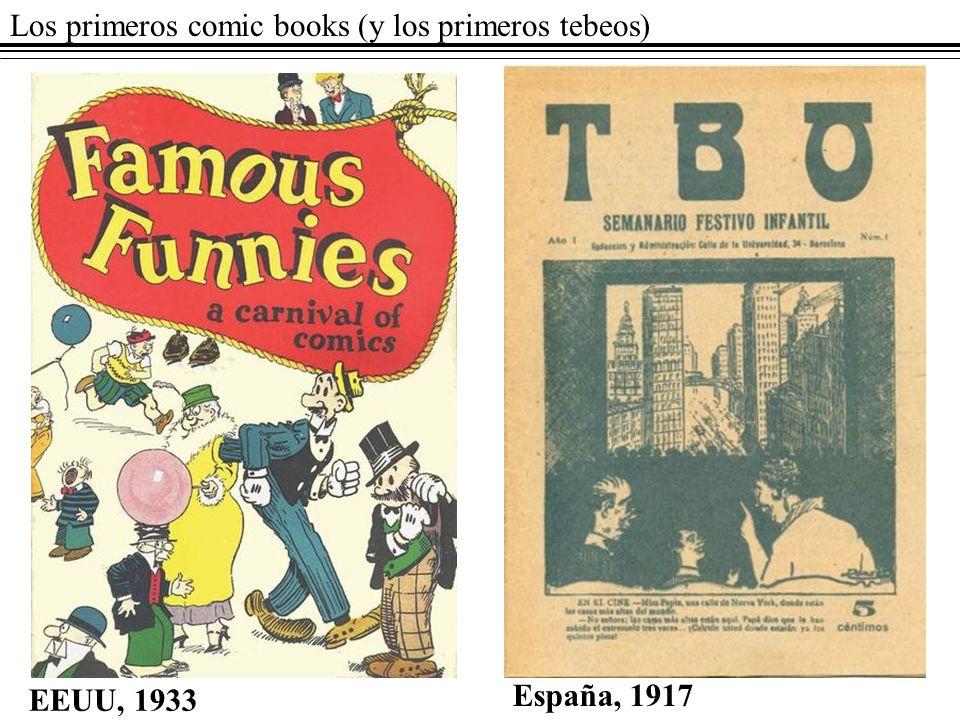 La plaga de los 10 centavos Big if (1952), de Harvey Kurtzman Master race (1952), de Al Feldstein y Bernard Krigstein