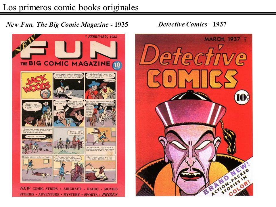 El primer superhombre Action Comics - 1938 Jerry Siegel Joe Shuster