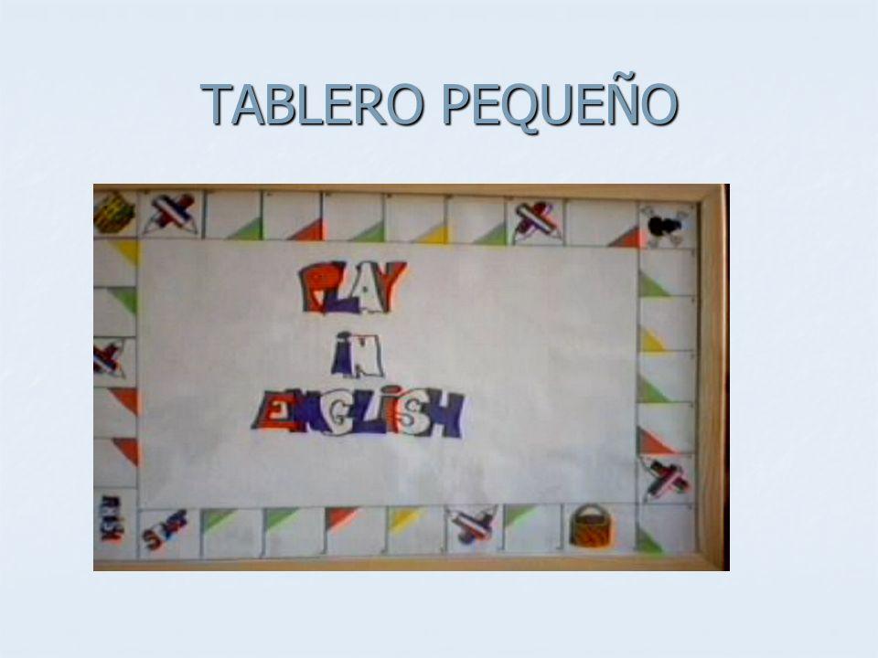 TABLERO PEQUEÑO