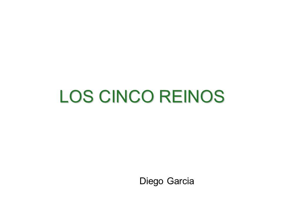 Unidad 5: Clasificación de los seres vivos Santillana LOS CINCO REINOS Diego Garcia