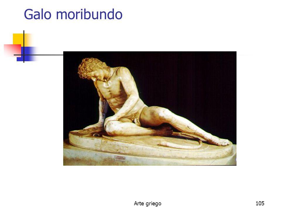 Arte griego105 Galo moribundo