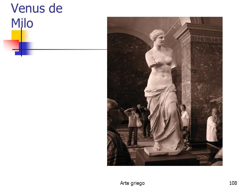 Arte griego108 Venus de Milo