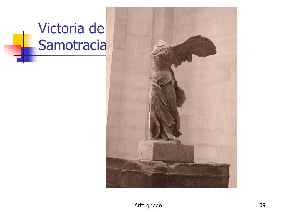Arte griego109 Victoria de Samotracia