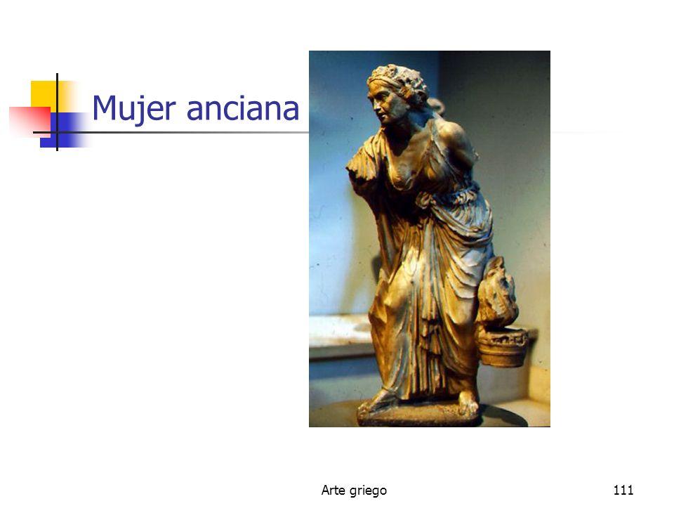 Arte griego111 Mujer anciana