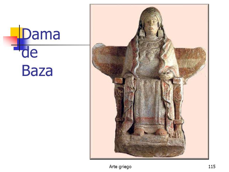 Arte griego115 Dama de Baza