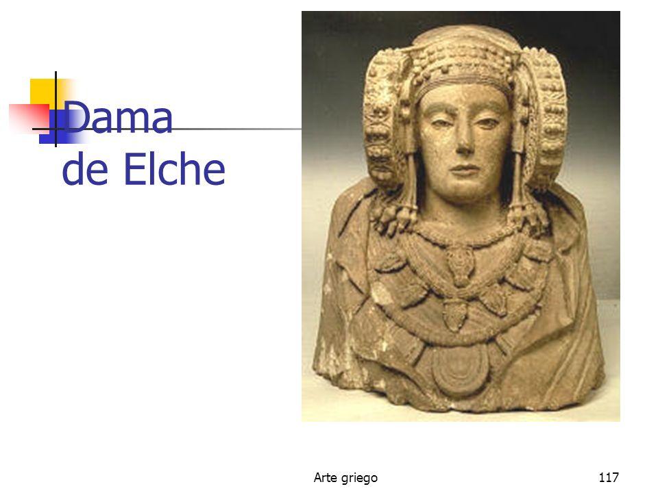 Arte griego117 Dama de Elche