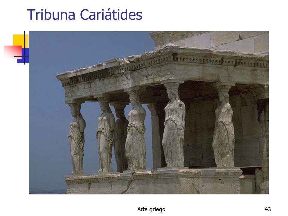 Arte griego43 Tribuna Cariátides