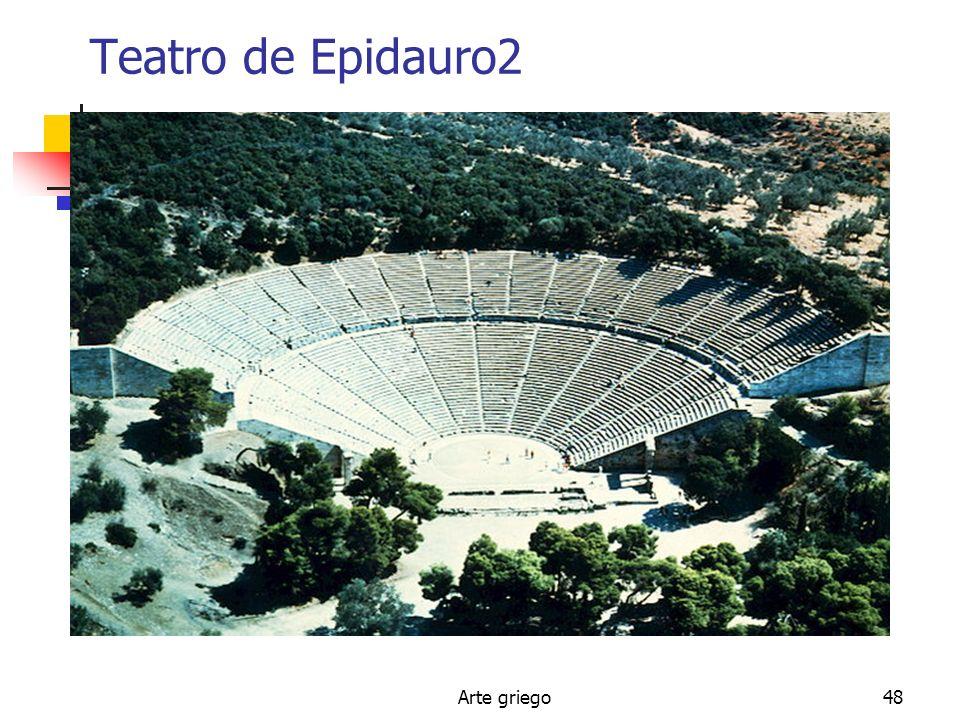 Arte griego48 Teatro de Epidauro2
