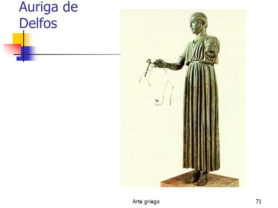 Arte griego71 Auriga de Delfos