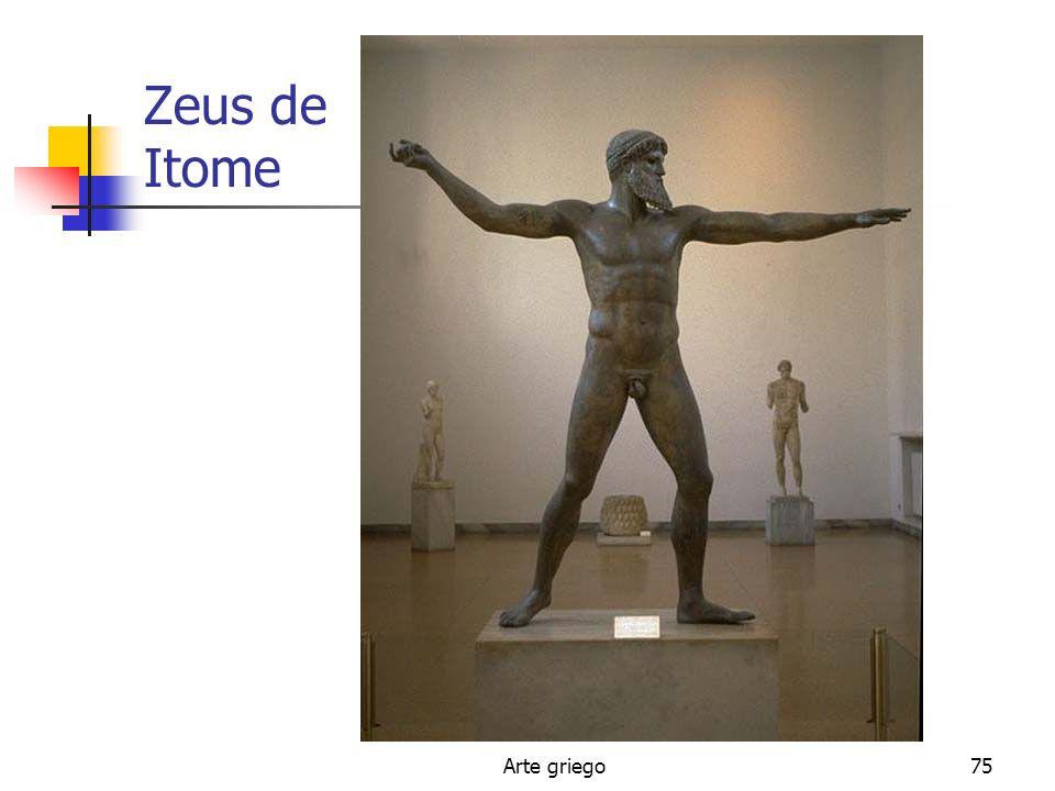 Arte griego75 Zeus de Itome