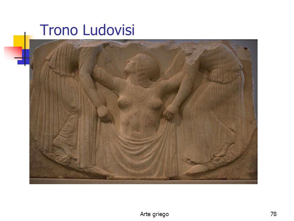 Arte griego78 Trono Ludovisi