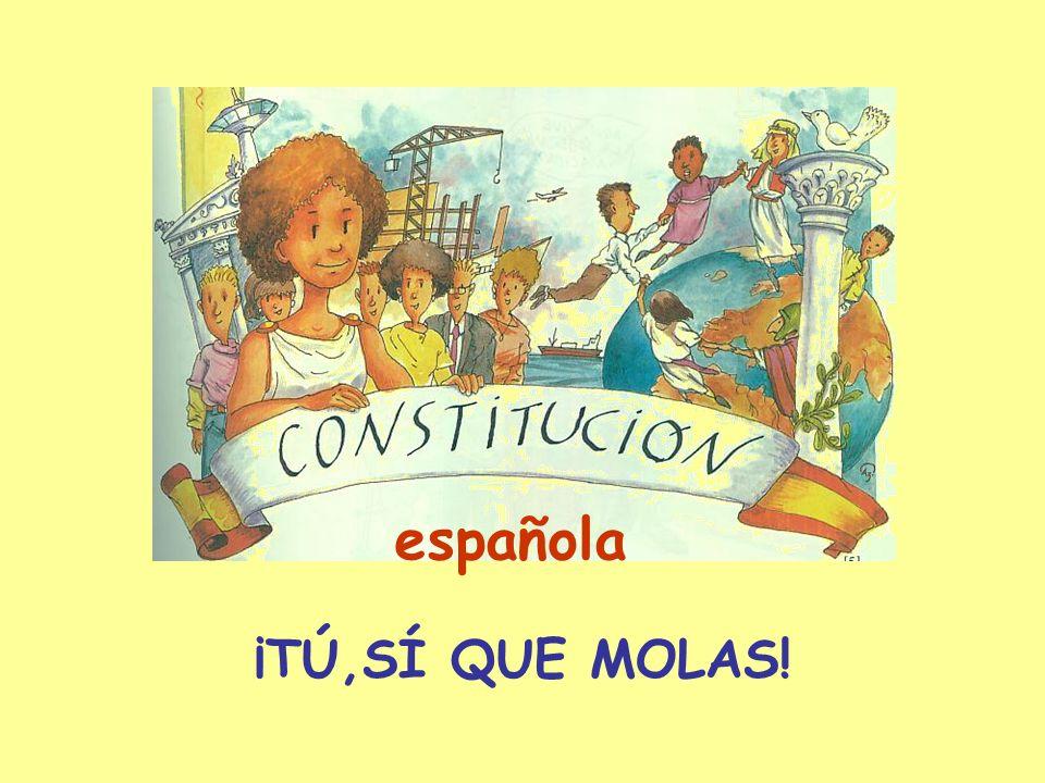 española ¡TÚ,SÍ QUE MOLAS!