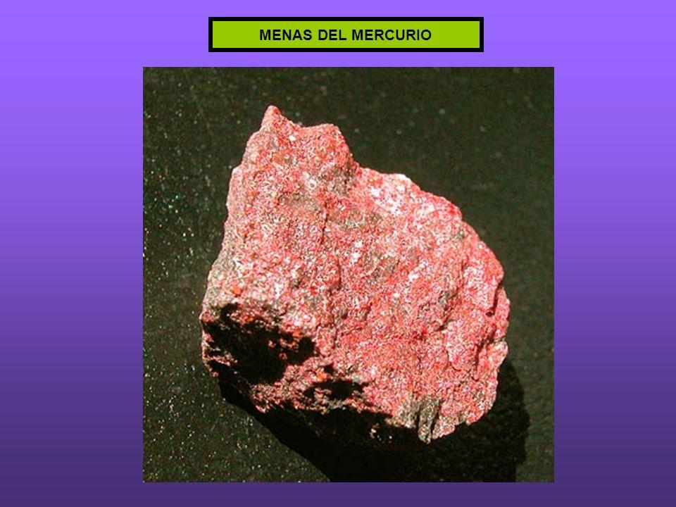 MENAS DEL MERCURIO