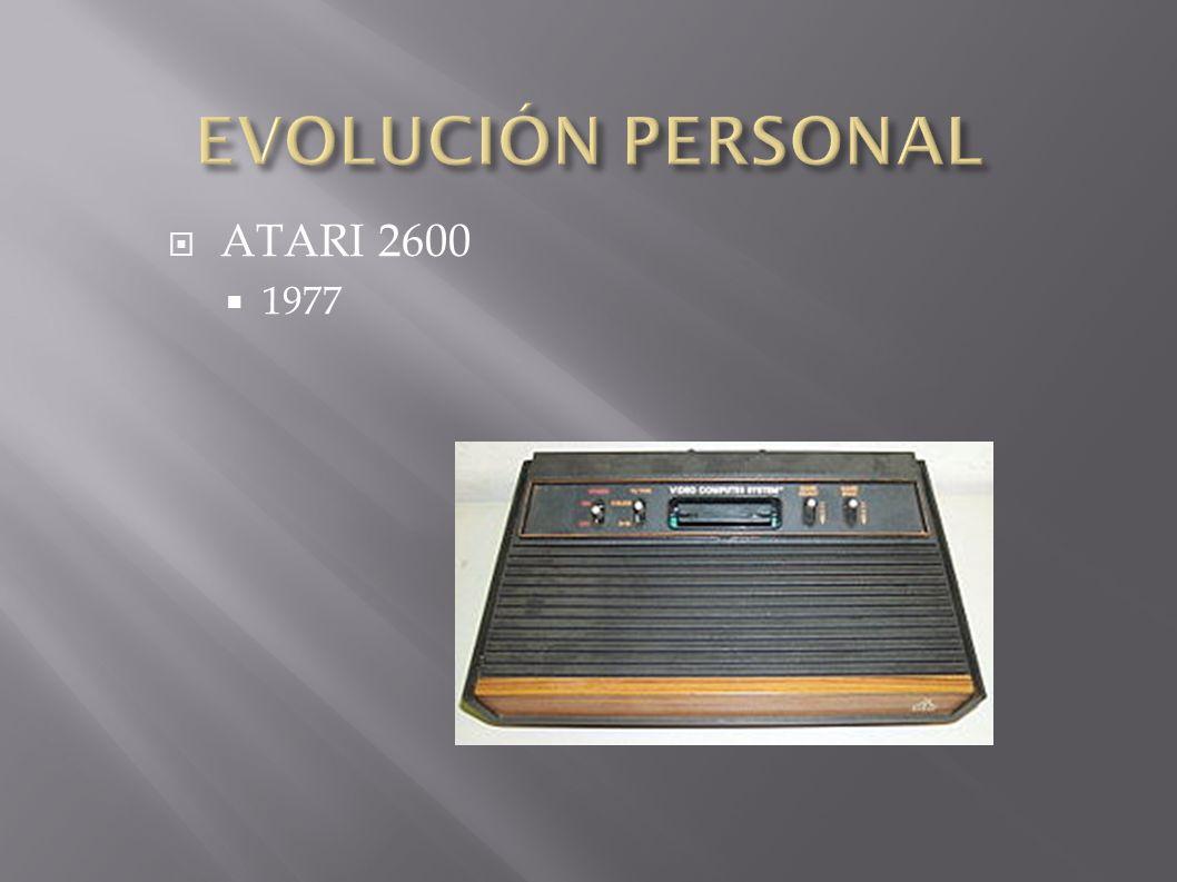 ATARI 2600 1977