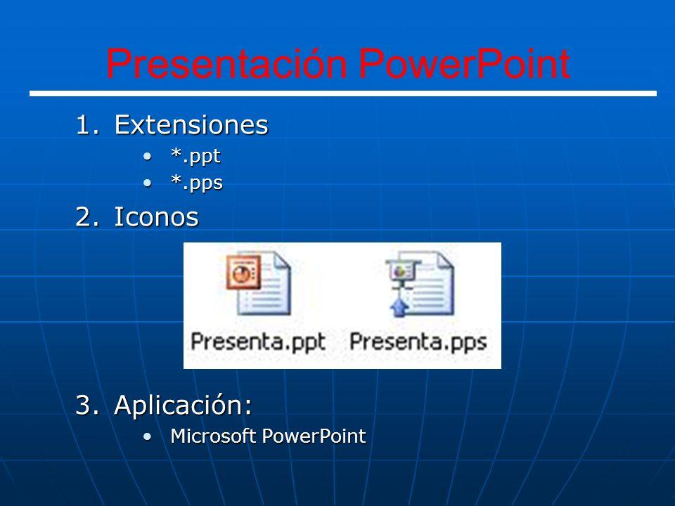 1.Extensiones *.zip*.zip *.rar*.rar 2.Iconos 3.Aplicación: WinzipWinzip WinrarWinrar Explorador de windowsExplorador de windows Archivos Comprimidos