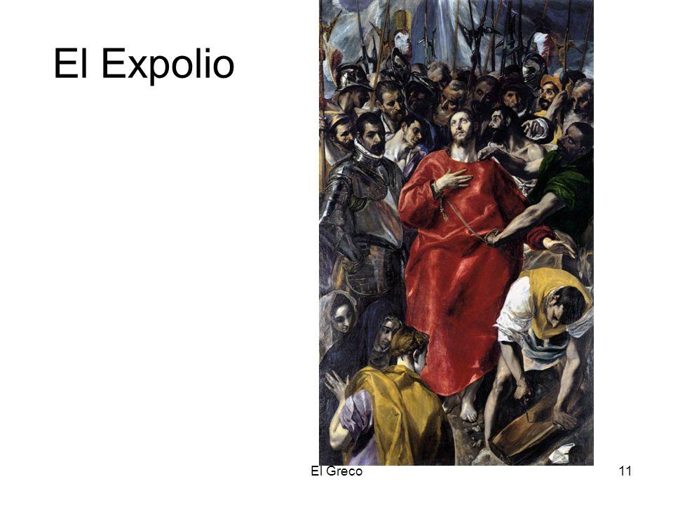 El Greco11 El Expolio