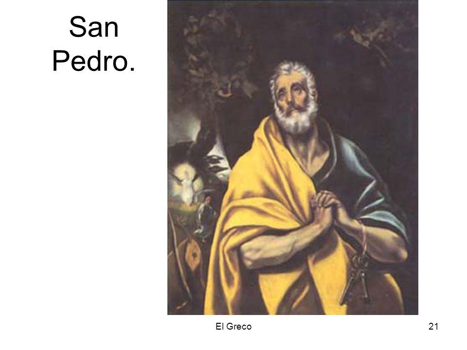 El Greco21 San Pedro.