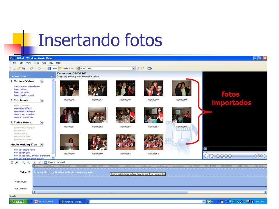 fotos importados