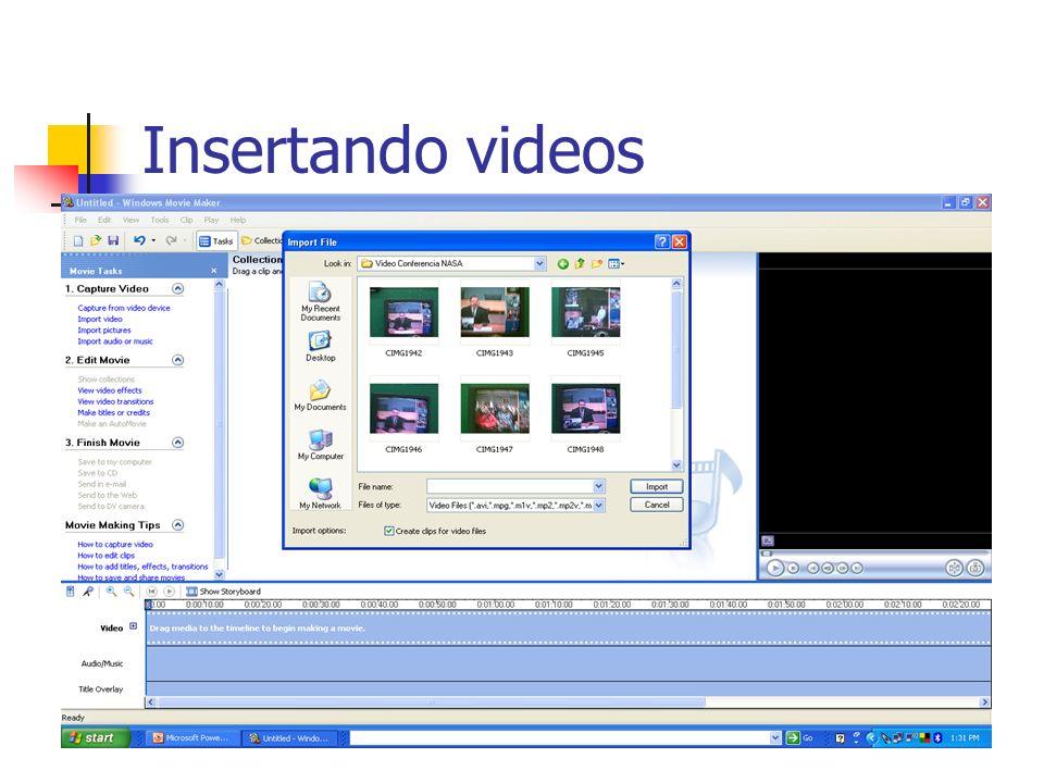 Grabación Nombre como se va a grabar del video Donde se va grabar el video Dar click a next