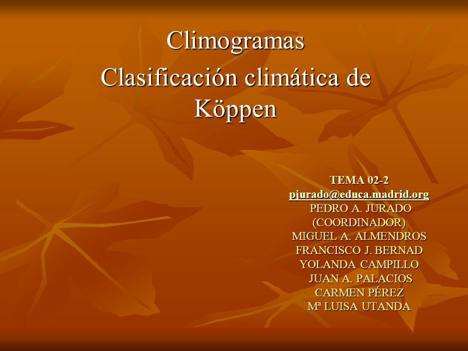 TEMA 02-2 pjurado@educa.madrid.org PEDRO A. JURADO (COORDINADOR) MIGUEL A.