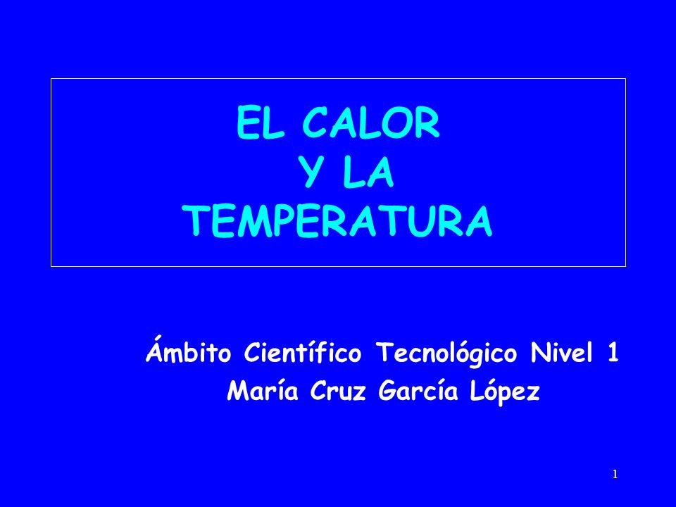 2 CALOR Y TEMPERATURA: INTERCAMBIO DEL CALOR COMO FORMA DE TRANSFERENCIA DE ENERGÍA Pese a que los cambios que pueden producirse en los sistemas son muy variados, el modo en que los sistemas intercambian energía solo se produce de dos formas: mediante el calor y el trabajo.