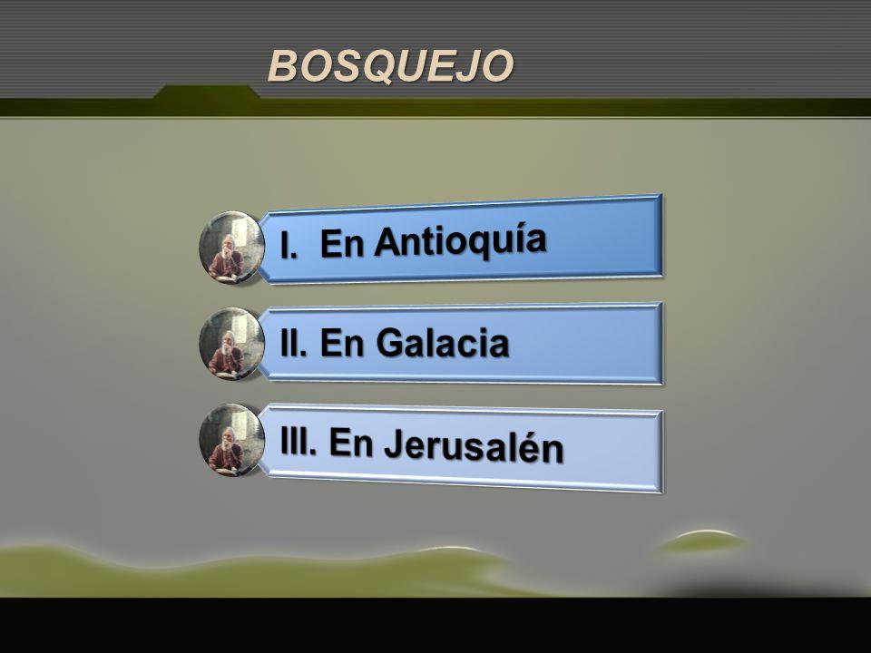 BOSQUEJO