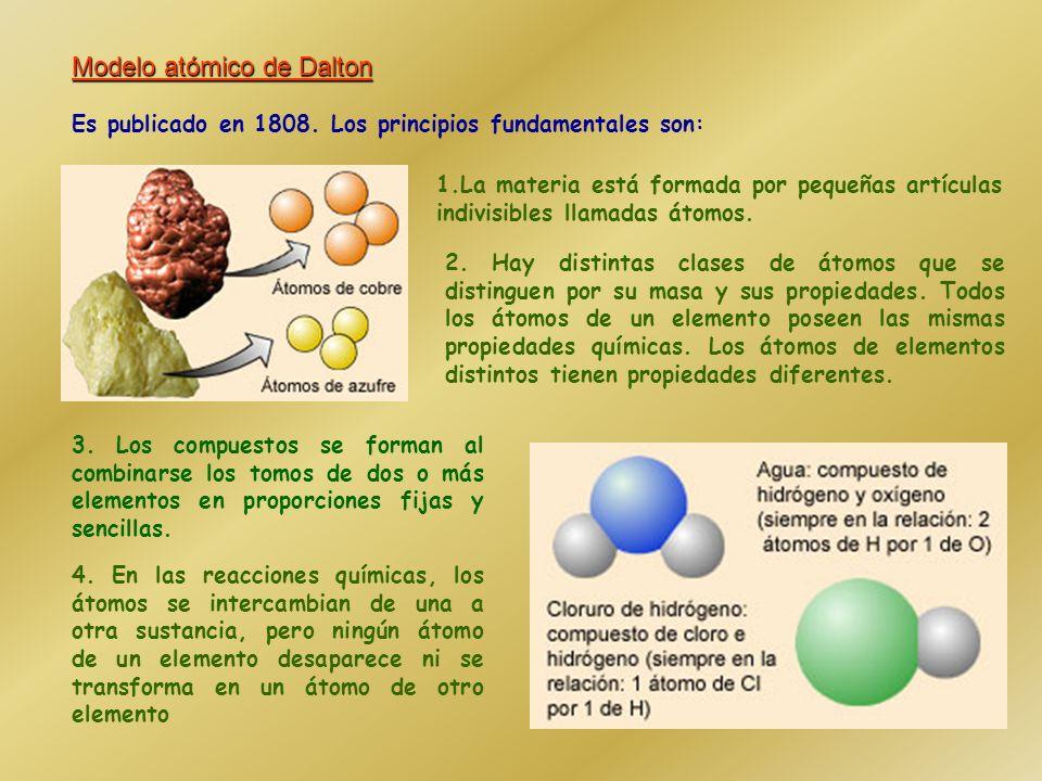 conservación de la masa 1. Ley de la conservación de la masa (Lavoisier, 1789): en una reacción quimica no se produce un cambio apreciable de la masa