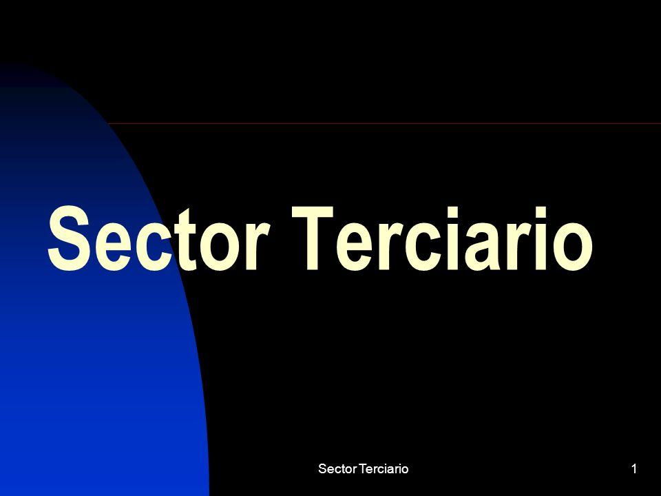 Sector Terciario12 Telecomunicaciones Sector dinámico y que aumenta su liberalización con el aumento de competencia en telefonía fija.