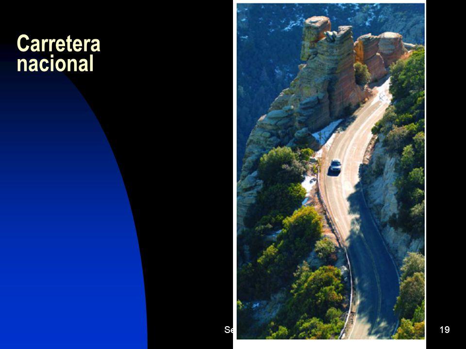 Sector Terciario19 Carretera nacional