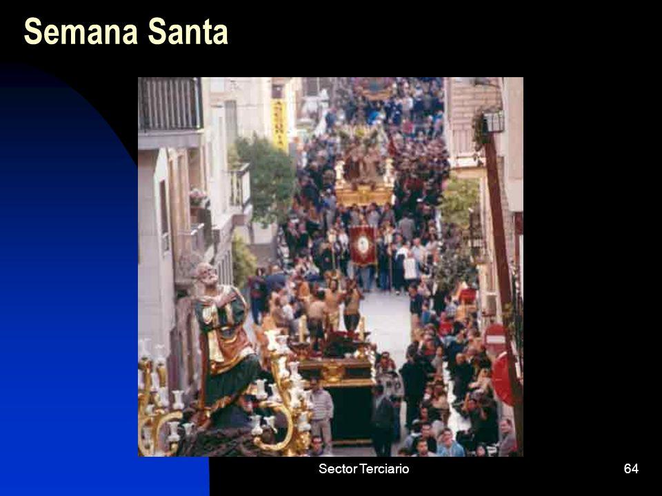 Sector Terciario64 Semana Santa