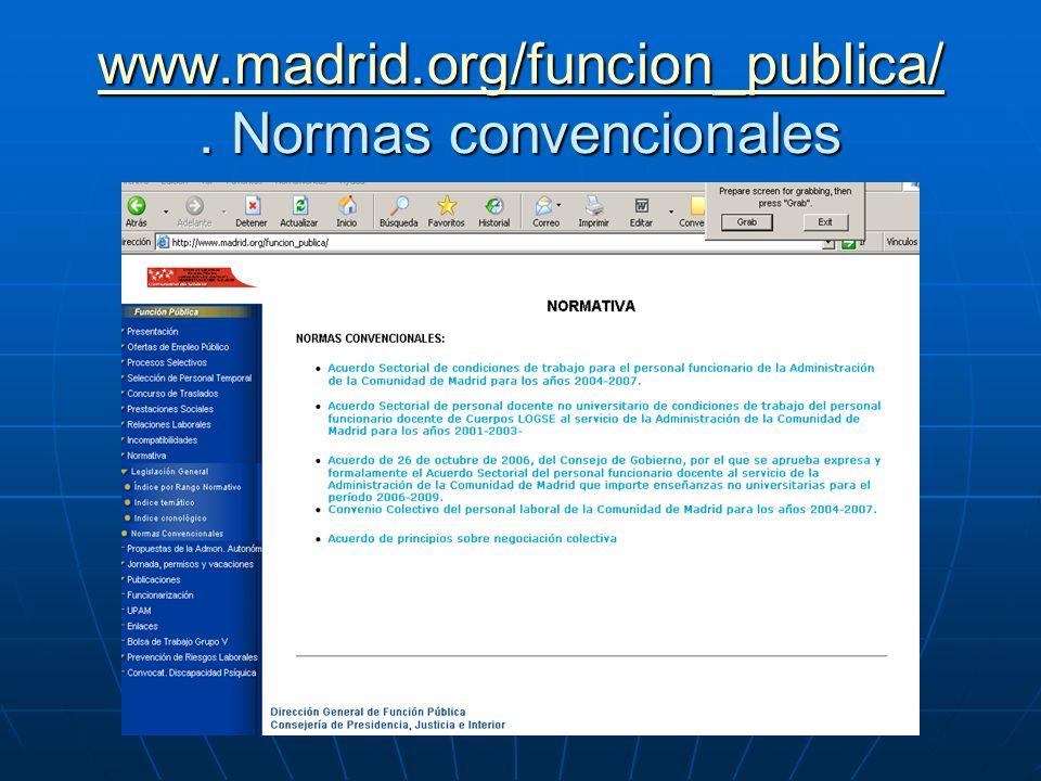 CLASIFICACIÓN PROFESIONAL Personal Laboral Grupos profesionales: Grupo I - Titulados Superiores.