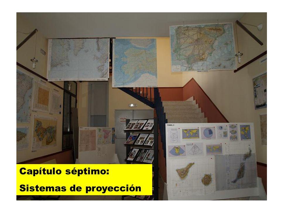 Cap 7 Capítulo séptimo: Sistemas de proyección