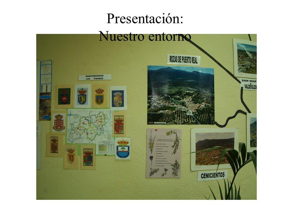 Presentación: Nuestro entorno