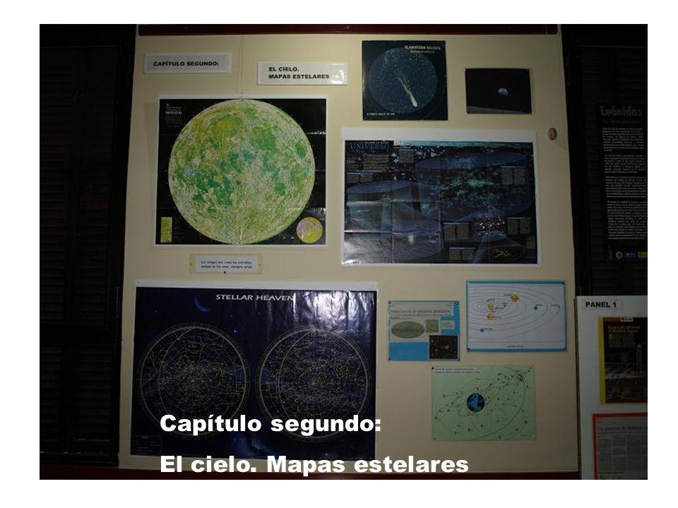Cap 2 Capítulo segundo: El cielo. Mapas estelares