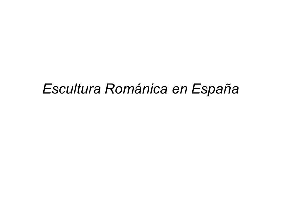 Escultura Románica en España